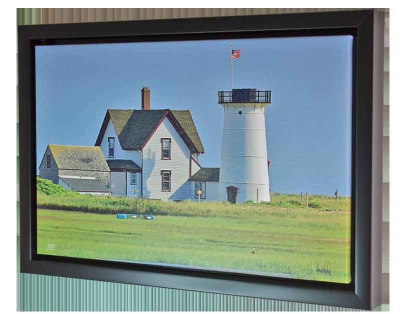 Framed Giclée - Black Frame